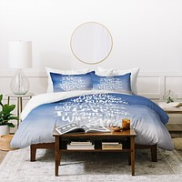 Kal Barteski Even After All 2 Duvet Cover