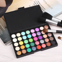 40 Colour Eye Shadow Makeup Cosmetic Eyeshadow Palette #2