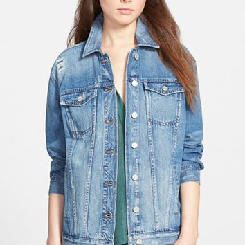 Women's Madewell Oversize Denim Jacket