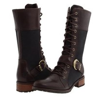 Timberland Earthkeepers? Bethel Buckle Mid Lace Dark Brown Smooth - Zappos.com Free Shipping BOTH Ways