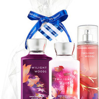 "Fine Fragrance Mist <a href=""http://m.bathandbodyworks.com/product/index.jsp?productId=13021848&cp=12586965.12587147.4304795"" data-params=""p+cp=12586965.12587147.4304795"">Twilight Woods</a>"