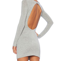 De Lacy Jordan Dress in Gray