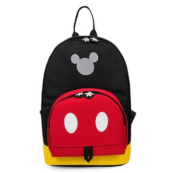 Toddler Backpack class 2018 Mickey Minnie Boys Girls Children School Bag Cute Baby Toddler Shoulder Bag Primary Student School Bag Mochila shopping AT_50_3