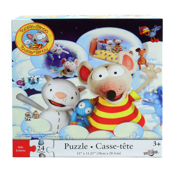 Toopy and Binoo 24 Piece Puzzle
