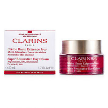 Clarins Clarins Super Restorative Day Cream ( For Very Dry Skin )--50ml/1.6oz WOMEN