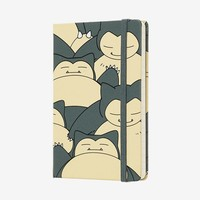 Pokemon Limited Edition Pocket Notebook - Snorlax