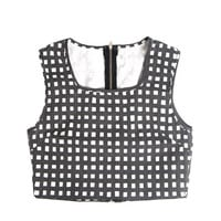 Tank - Square - T-shirts & Tanks - Women - Modekungen - Fashion Online | Clothing, Shoes & Accessories