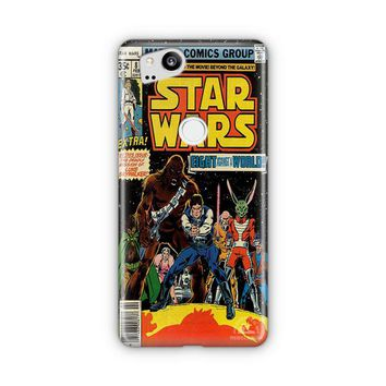 Star Wars Comic Google Pixel 3 XL Case | Casefantasy