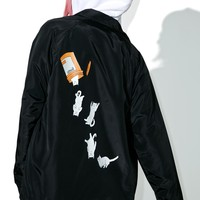 Nermal Pills Coach Jacket