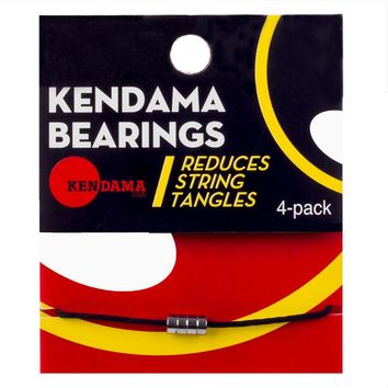 Kendama Bearings - Bead Replacement - Spinner 4 Pack