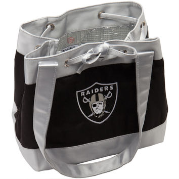 Oakland Raiders - Logo Drawstring Lunch Bag