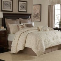 Royal Heritage Home™ Sonoma European Pillow Sham in Ivory