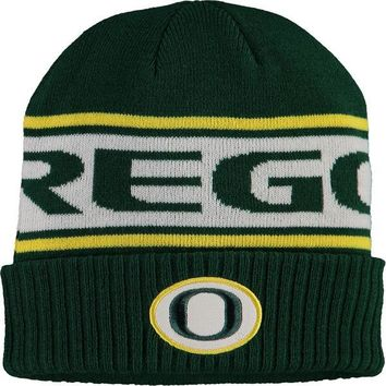 Oregon Ducks Nike College Sideline Winter Hat NWT new with tags