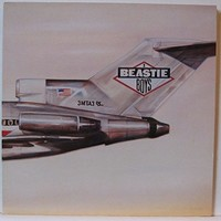Licensed to ill (1986) / Vinyl record [Vinyl-LP]