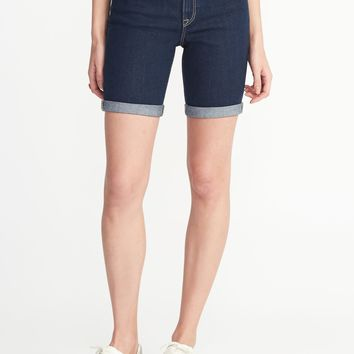 "Slim Bermudas for Women (9"")