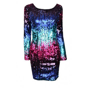 Abstract EDC Princess Dress