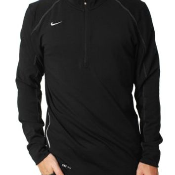 Nike Men's Dri-FIT Half Zip Long Sleeve Training Top