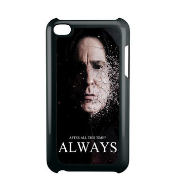 Severus snape always after all this time Ipod 4 Case