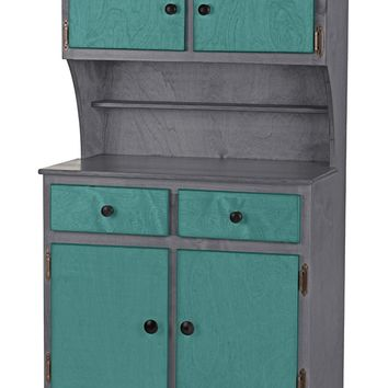 Wooden Cabinet Hutch - Toys