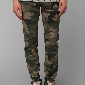Urban Outfitters - Standard Cloth Super Skinny Camo Pant