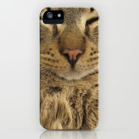 Cat iPhone & iPod Case by Deadly Designer