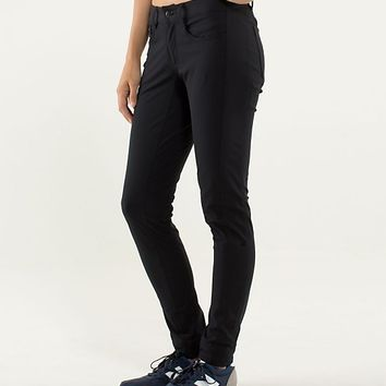 urbanite pant | women's pants | lululemon athletica