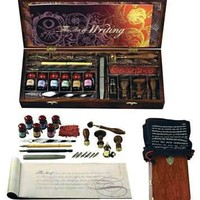Victorian trading Co. - www.victoriantradingco.com - Chandler's Writing Chest