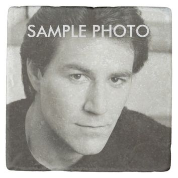 Add Your Photo 2.0 Stone Coaster