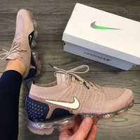 Nike Air Vapormax Tide brand air cushion running shoes