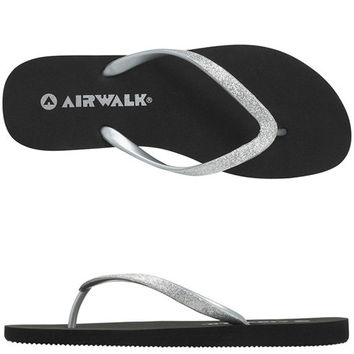 Womens - Airwalk - Women's Music Glitter Flip Flop - Payless Shoes
