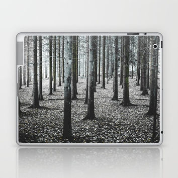 Coma forest Laptop & iPad Skin by happymelvin