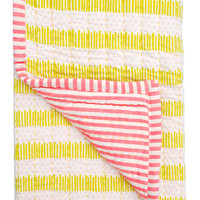 Pattern Play Nursery Blanket