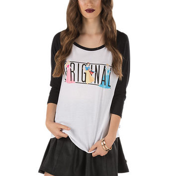 Disney Princess Raglan T-Shirt | Shop at Vans