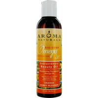Orange Honey Blossom Aromatherapy Rejuvenating Therapeutic Massage Oil 6 Oz By
