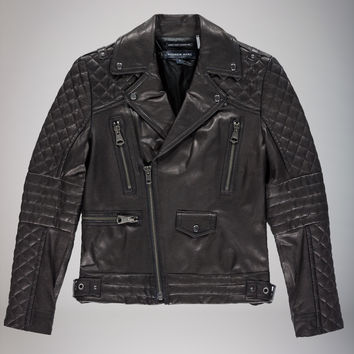 Andrew Marc - Phoenix - Leather Moto Jacket