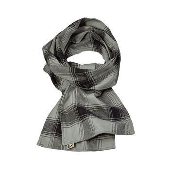 Stormy Kromer Flannel Plaid Scarf