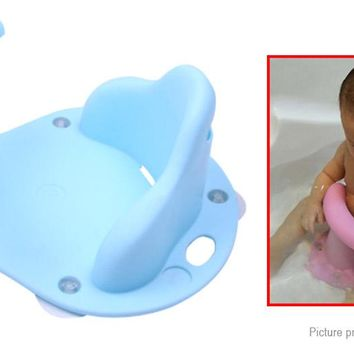 Baby Care Baby Infant Bath Tub Ring Seat Shower Anti Slip Safety Chair