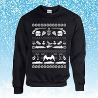 Supernatural Ugly Christmas Sweater sweatshirt unisex adults