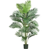 Paradise Palm 7-foot Silk Tree | Overstock.com Shopping - The Best Deals on Silk Plants