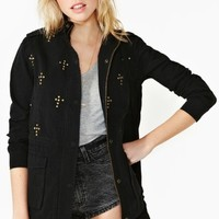 Resurrection Stud Jacket