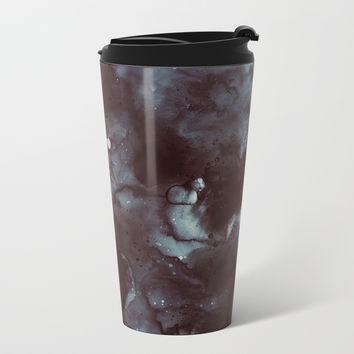 In the Wild Metal Travel Mug by duckyb