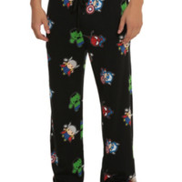 Marvel Kawaii Heroes Guys Pajama Pants