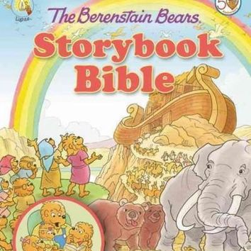 The Berenstain Bears Storybook Bible (Berenstain Bears / Living Lights)