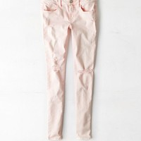 AEO Women's Jegging (Pink Sky)