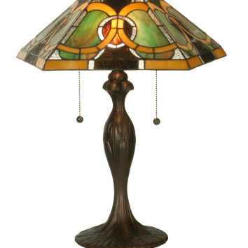 22.5 Inch H Moroccan Table Lamp