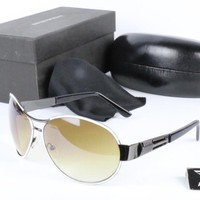 Armani Stylish Women Men Fashion Popular Summer Sun Shades Eyeglasses Glasses Sunglasses-1074235311