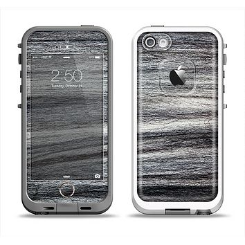 The Strands of Dark Colored Hair Apple iPhone 5-5s LifeProof Fre Case Skin Set