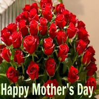 Romantic Happy Mother's Day Roses Images 2018 Free Download