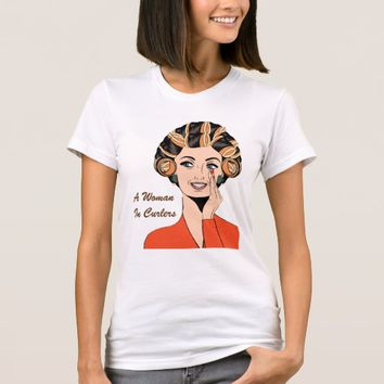 Curlers T-Shirt
