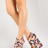 Flower Power Wedges